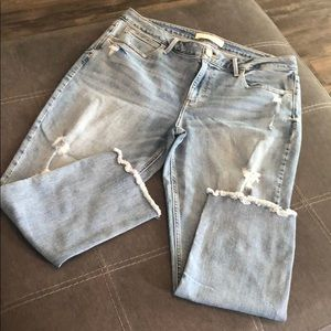 Cropped Maurices jean capris